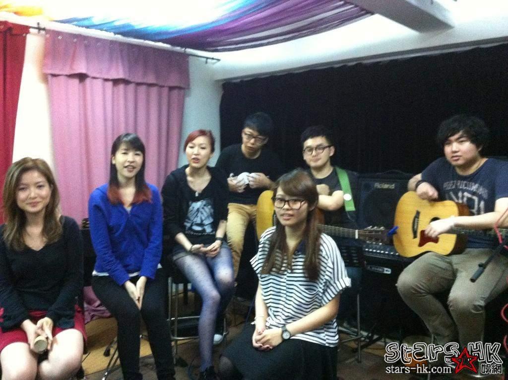 Sony Music Artists 2 – STARSHK