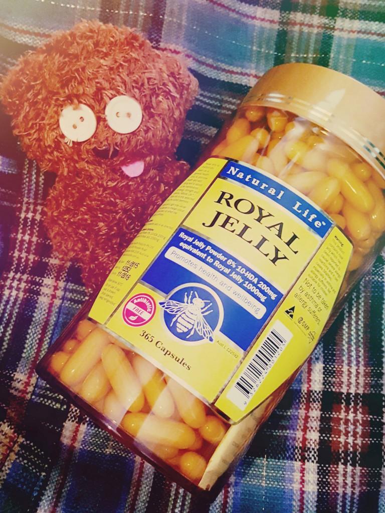 Natural Life™ Royal Jelly 1000 AUS112/365capsules