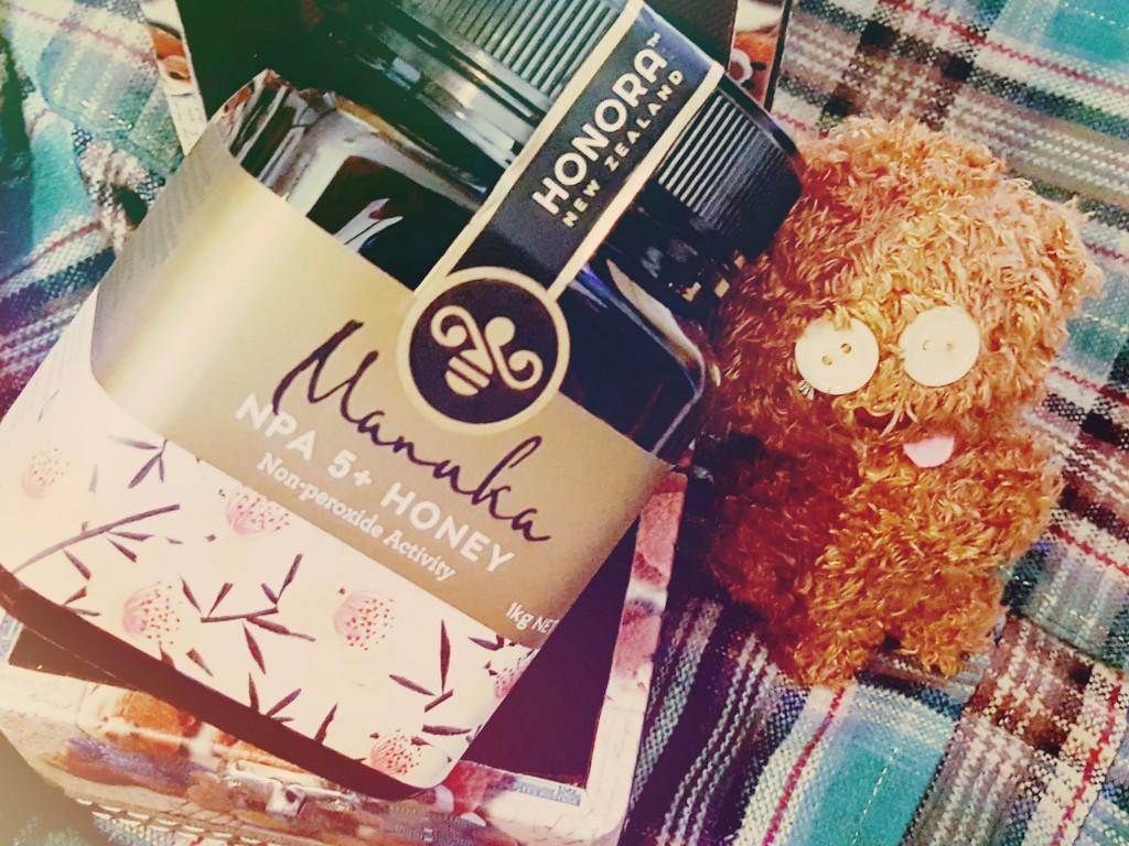 NPA 5+ Manuka honey *Non Peroxide Activity(NPA) HKD135/250g