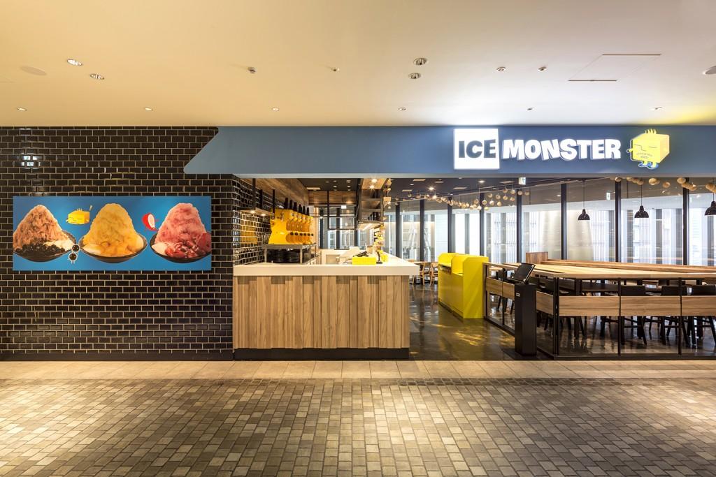 去大阪的朋友不用著緊,ICE MONSTERグランフロント大阪店已經在今個月19號開張營業啦。