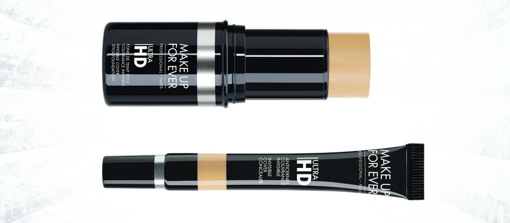 Ultra HD Stick Foundation HK$380/6色 Ultra HD Concealer HK$260/7色