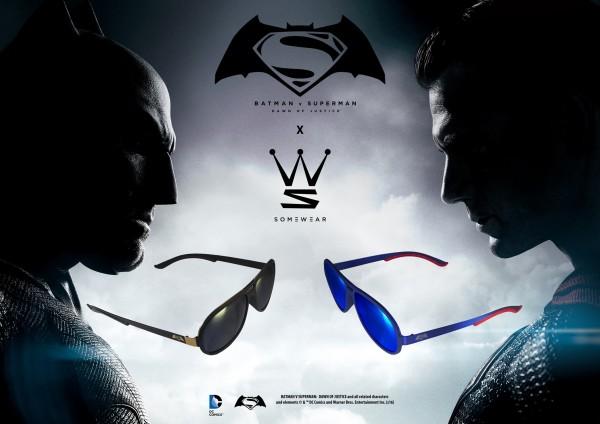 Batman v Superman v Somewear A4