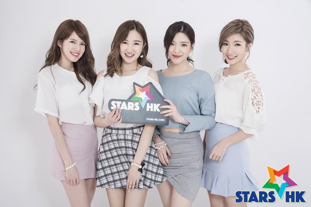 stars girl as one一改形象五月推新歌跳辣身舞 starshk
