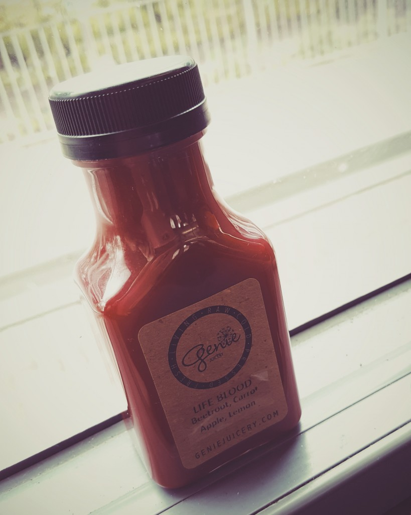 每天早上一瓶,補充身體所需營養。