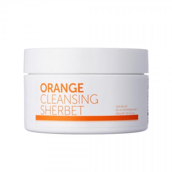aromatica甜橙潔面雪葩為您的肌膚Take a break