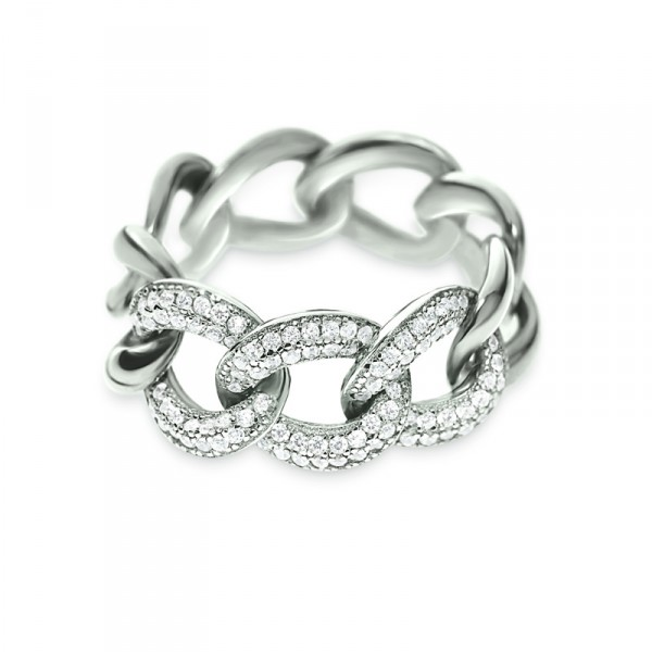 3R15S096C_FASHIONABLY SILVER RING_HK$955