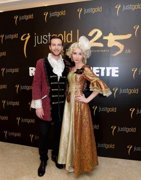 Just Gold 鎮金店25週年金鑽贊助香港歌劇院_«羅密歐與茱麗葉»