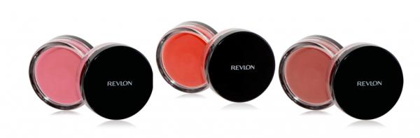 REVLON Cream Blush柔滑胭脂霜 輕易打造可人的妝容