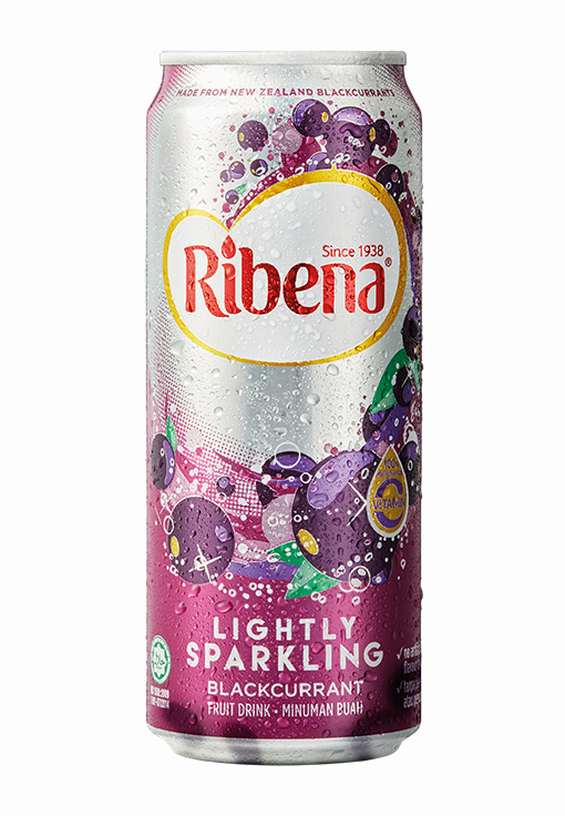 Ribena Sparkling Can HK$8/325ml