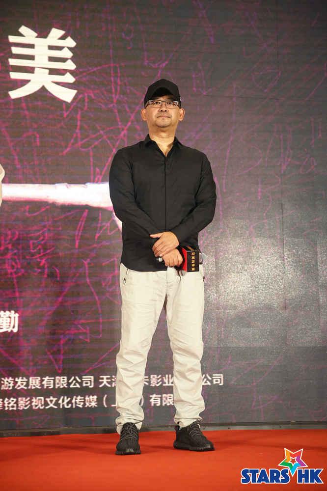 姜武首次担任电影监制