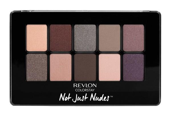 REVLON ColorStay™ Not Just Nudes Eyeshadow持久不脫色10色眼影組合 -02 Romantic Nudes浪漫裸色
