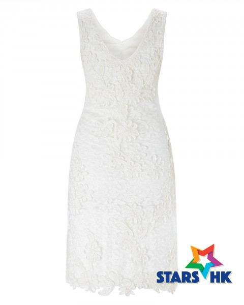 INES TAPEWORK WEDDING DRESS_203293