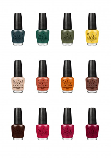 OPI Washington Product Shots