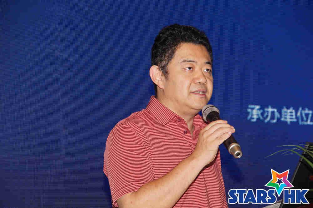 捷成文化集团总裁韩钢