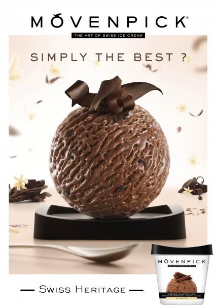 瑞士MÖVENPICK®雪糕 SIMPLY THE BEST