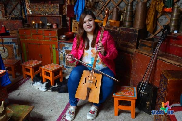 傳統的樂器