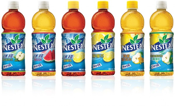 NESTEA®產品系列 隨時隨地為你醒神打氣