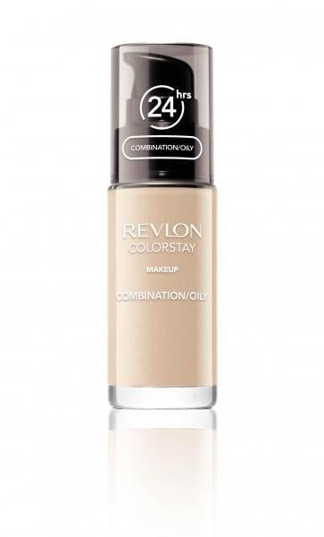 REVLON COLORSTAY™ 持久無瑕水潤粉底液 - 混合性油性肌膚配方-A