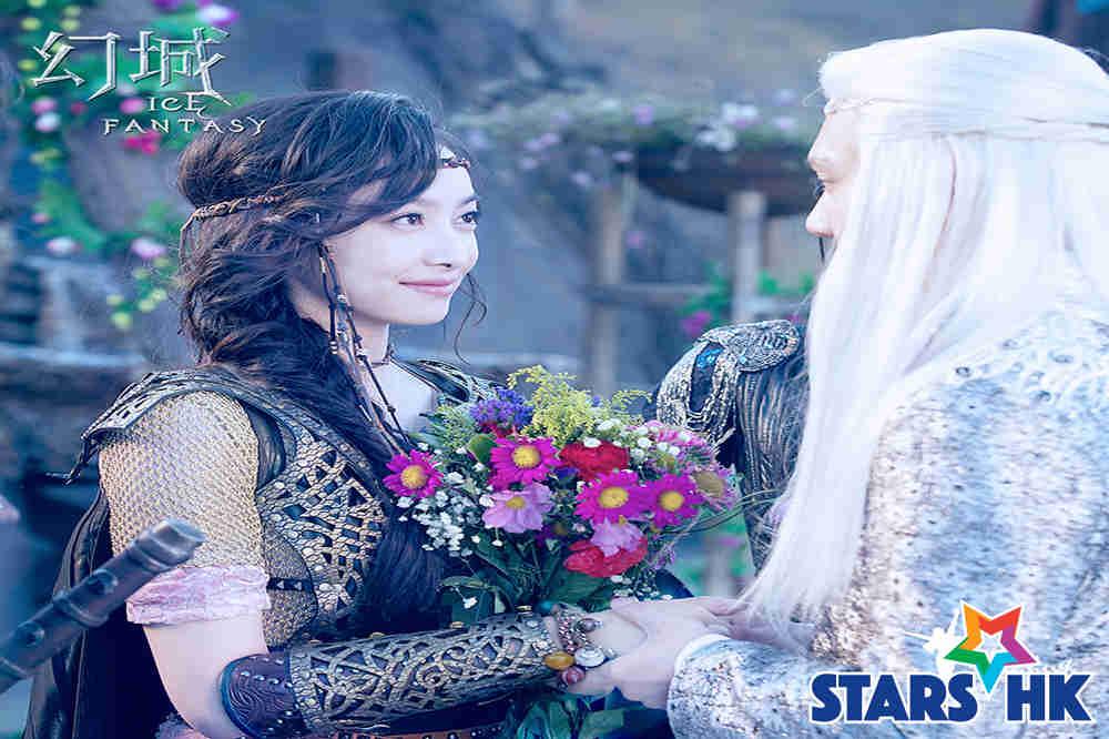 宋茜与冯绍峰成婚
