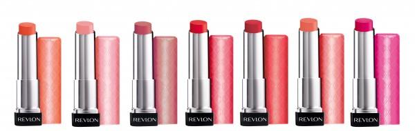 REVLON 艷彩柔滑水漾唇膏 全球熱賣大受好評 再度回歸