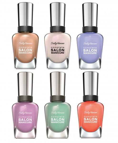 Sally Hansen Complete Salon Manicure_ -小清新仙氣色系
