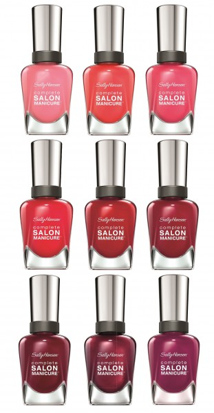 Sally Hansen Complete Salon Manicure_ - 少女夢幻色系