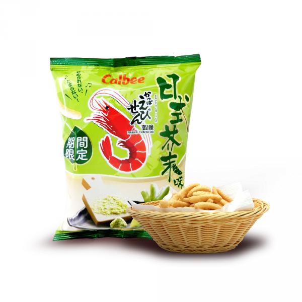 卡樂B日式芥末味蝦條 (2)