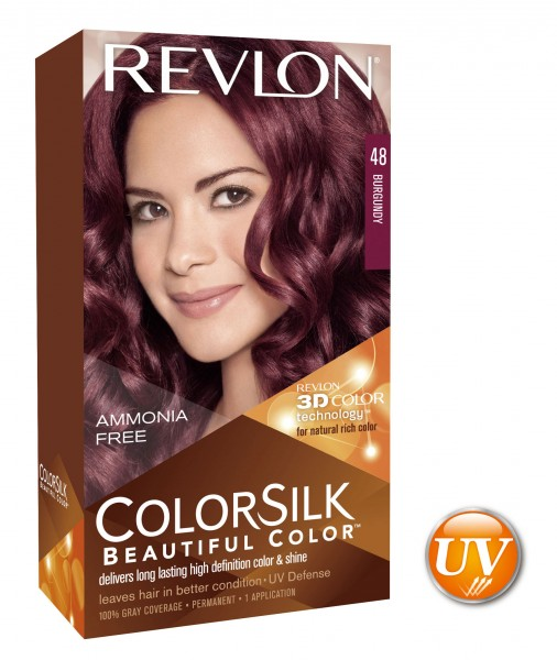Colorsilk麗然染髮劑