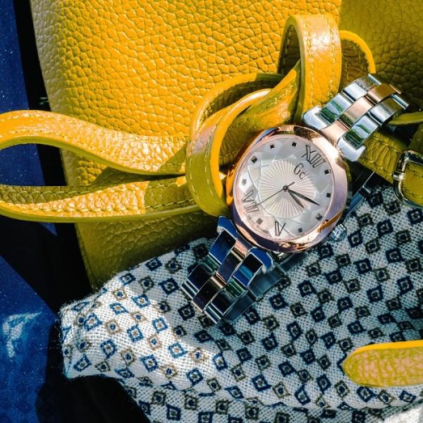Gc LadyBelle別出心裁的精緻特色錶盤