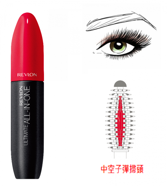 REVLON ULTIMATE ALL-IN-ONE_ MASCARA全效終極睫毛膏