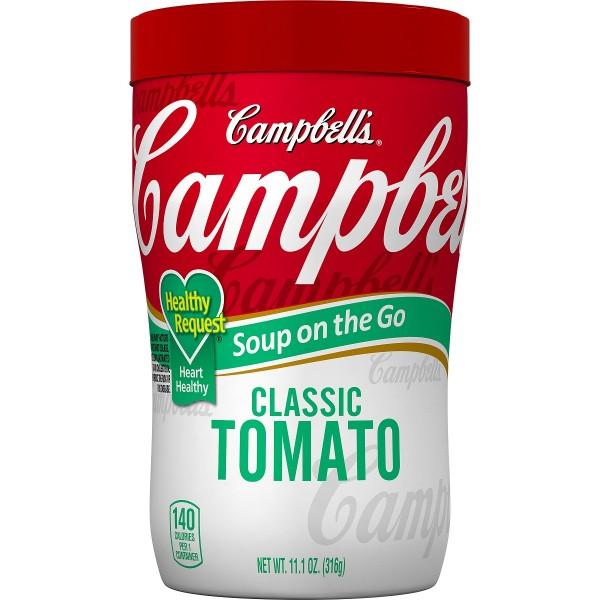 微波即飲暖湯杯 經典蕃茄濃湯