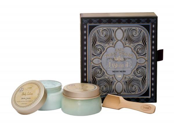Jasmine Body Care Gift Set 身體護理禮盒套裝 -嬌貴茉莉_$340_low res