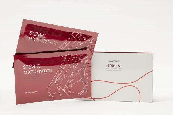 marier skincare Stem-C Micro Patch 3D微針全方位修護貼1