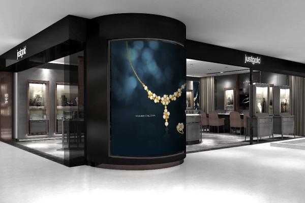 全新概念店致力締造寬敞且具格調的賞飾空間