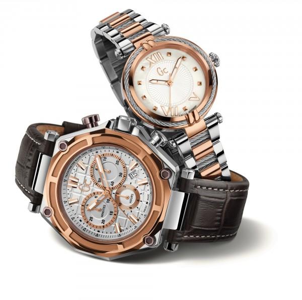 兩款均配以精緻特色錶盤設計