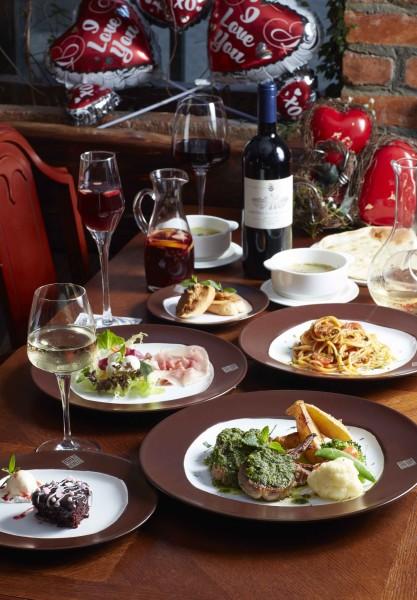The East多間星級餐廳準備多款農曆新年及情人節菜式