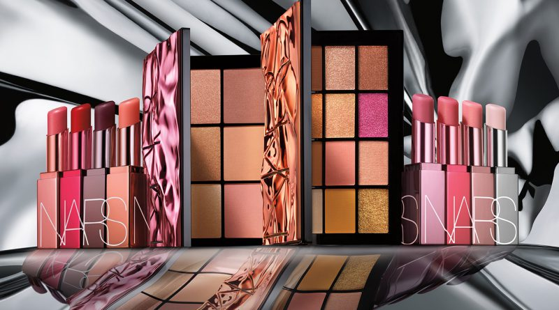 NARS 2020SS Afterglow Collection – CRUSH ON COLOR –