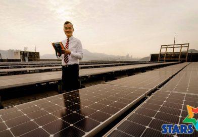 [專訪]「工商太陽能專家」馬偉籇 與香港一起 上網電價幫補電費又環保
